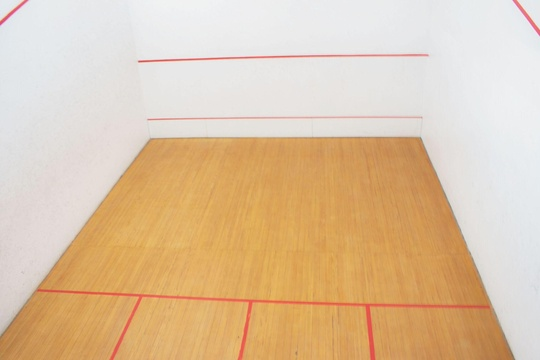 Squash court, The Bridge @St Lucia